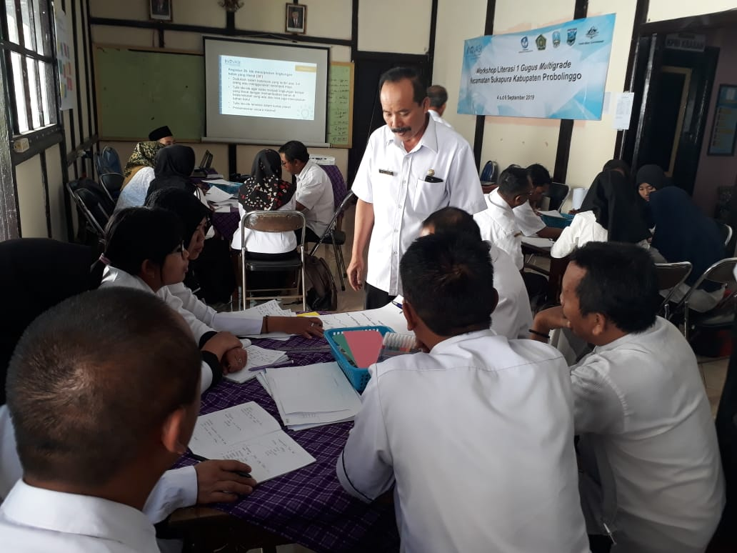Photo of Dispendik Sosialisasikan Sekolah Multigrade