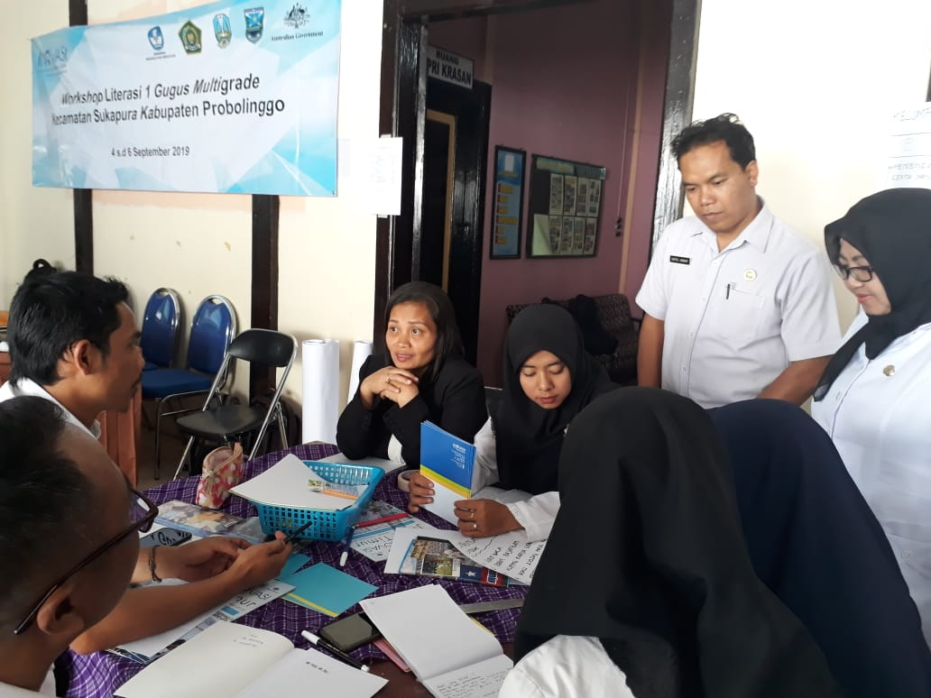Photo of Delapan Sekolah Gugus Multigrade Laksanakan Workshop Literasi 1